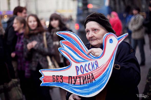 Copwatch (Петербург): Действия полиции на митинге «Стратегии-31». Изображение № 10.