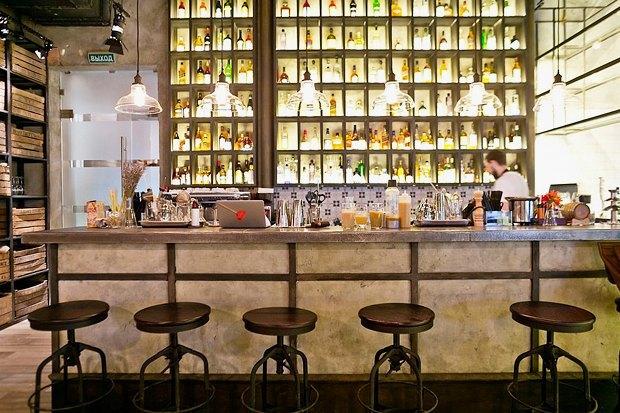8 баров, открывшихся за год вМоскве. Изображение № 3.
