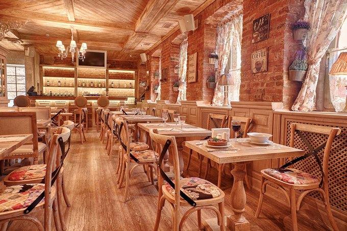 На Садовой-Черногрязской открылся ресторан грузинской кухни «Оджахури». Изображение № 1.