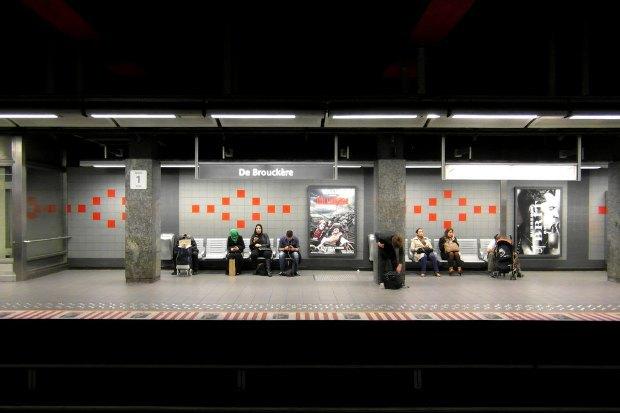 Какая музыка звучит  в метро Пекина, Нью-Йорка, Брюсселя. Изображение № 1.