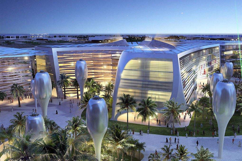 Hopes Tech: 10 самых впечатляющих строек XXI века. Изображение № 15.