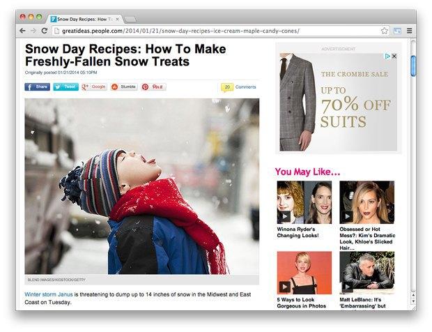 Ссылки дня: Твитер Евромайдана, кому нужен «ВКонтакте» и блюда из снега. Изображение № 2.