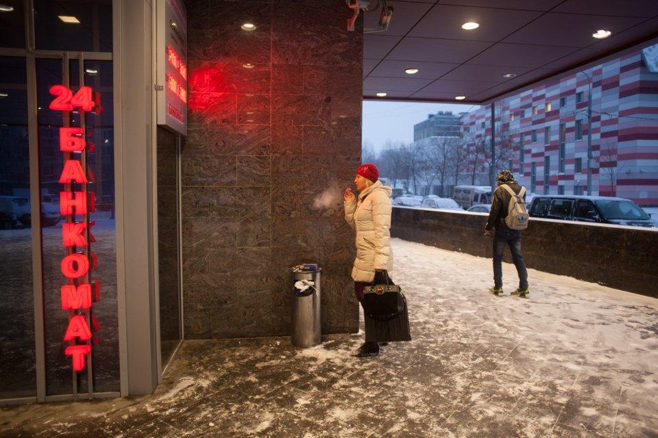 Как Москва справляется снеожиданным декабрьским снегом. Изображение № 6.