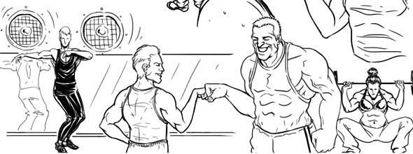 Как всё устроено: Работа фитнес-тренера. Изображение № 4.