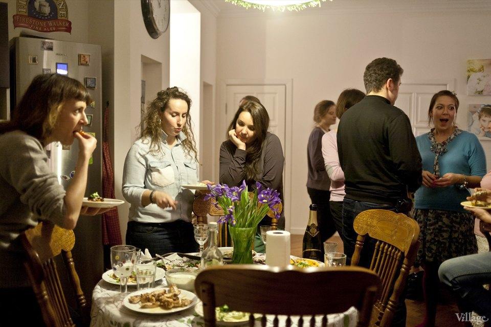 Посетители первого ужина EatWith в Москве. Изображение № 3.