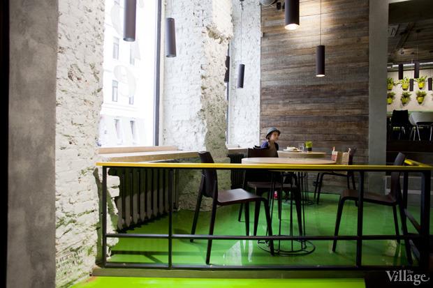 Новое место: Вегетарианское кафе Fresh. Изображение № 4.