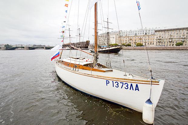 Капитан, улыбнитесь: Владельцы яхт в Петербурге. Изображение № 6.