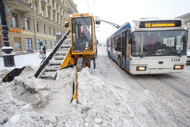 Недосолили: Как в Петербурге случилась маленькая коммунальная революция. Изображение № 1.