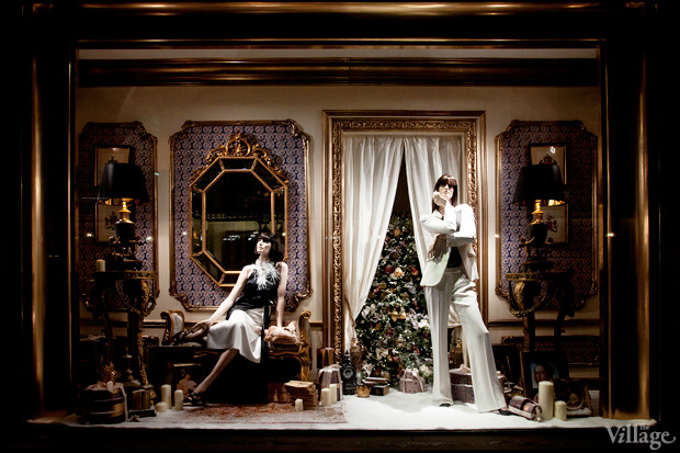 Напоказ: 6 новогодних витрин. Изображение № 10.