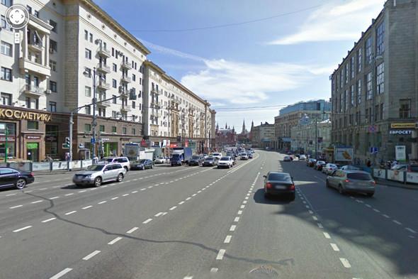 Google Street View пришел в Россию. Изображение № 13.
