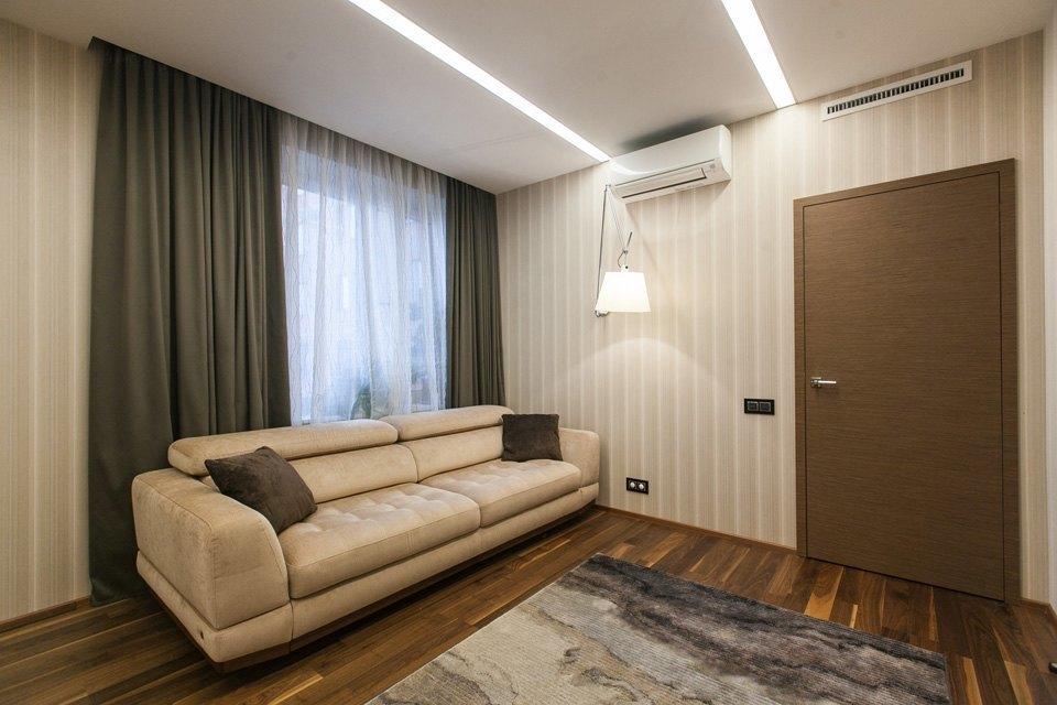 Квартира для семьи  с минималистским интерьером. Изображение № 14.