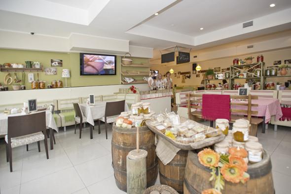Новое место (Киев): Ресторан-базар «Коза Дереза». Изображение № 2.