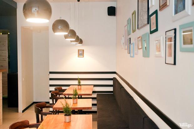 Новое место (Петербург): Кафе-бар Wood. Изображение № 19.