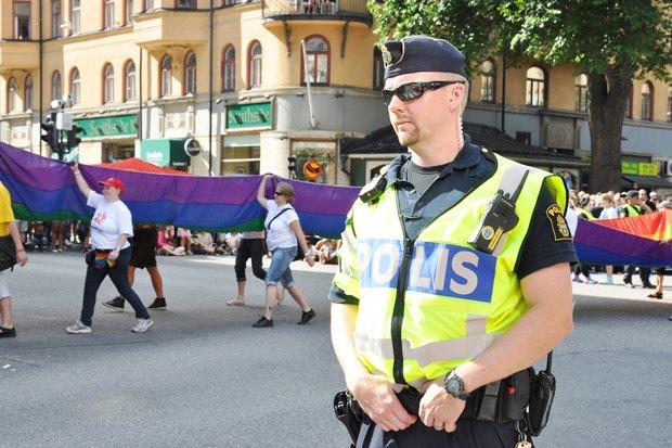 Иностранный опыт: Как геи работают в шведской полиции. Изображение № 3.