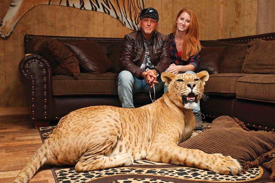 5 причин посмотреть «Король тигров: Убийство, хаос и безумие»