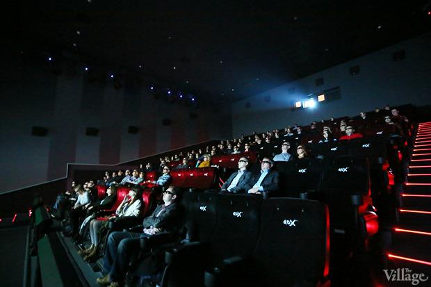 Люди в городе: Первые зрители о 4DX-кинозале. Изображение № 7.