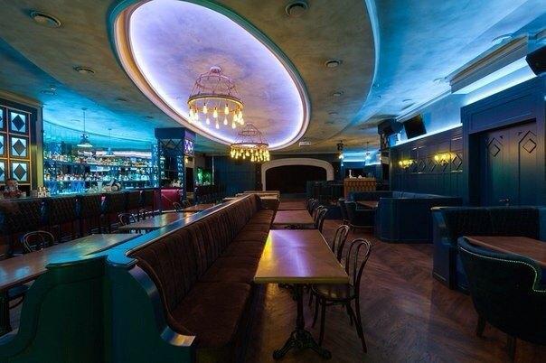 В Озерках открылся ресторан-бар Gatsby . Изображение № 1.