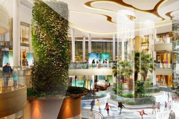 Торговые центры Москвы: 23 новых проекта. Изображение № 34.
