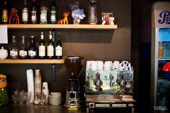 Новое место: Кафе-бар «Продукты». Изображение № 5.