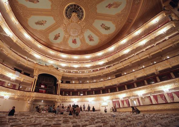 Программа-максимум: Реконструкция Большого театра. Изображение № 14.