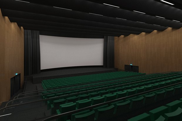 Каким будет обновлённый кинотеатр «35 мм». Изображение № 3.