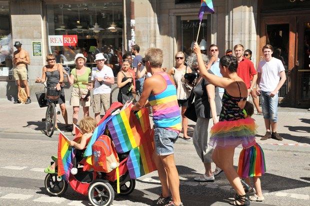 Иностранный опыт: Как геи работают в шведской полиции. Изображение № 6.