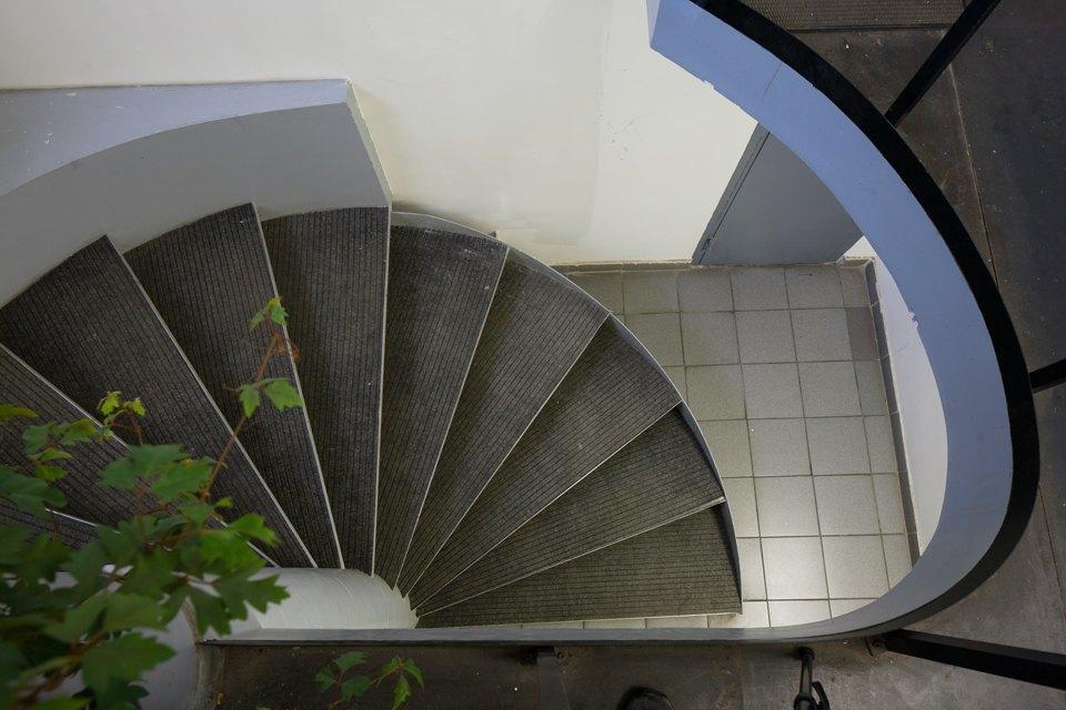 Жилой лофт имастерская накрыше завода. Изображение № 9.