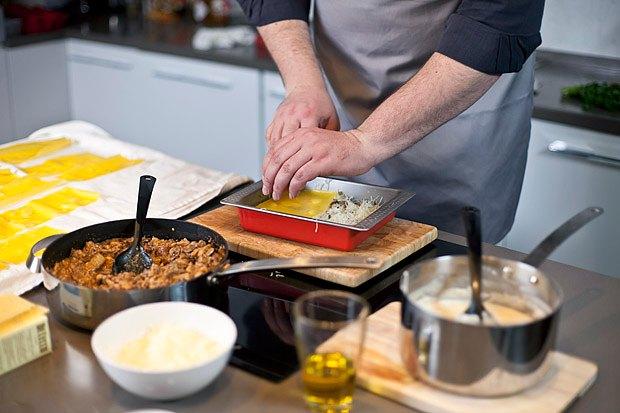 Шеф дома: Грузин и итальянец готовят по рецептам бабушек. Изображение № 150.