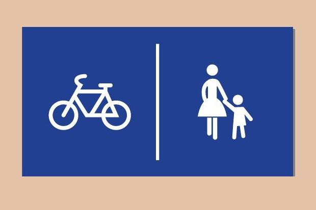 Велодорожку на Луначарского оккупировали 200 велосипедистов. Изображение № 6.