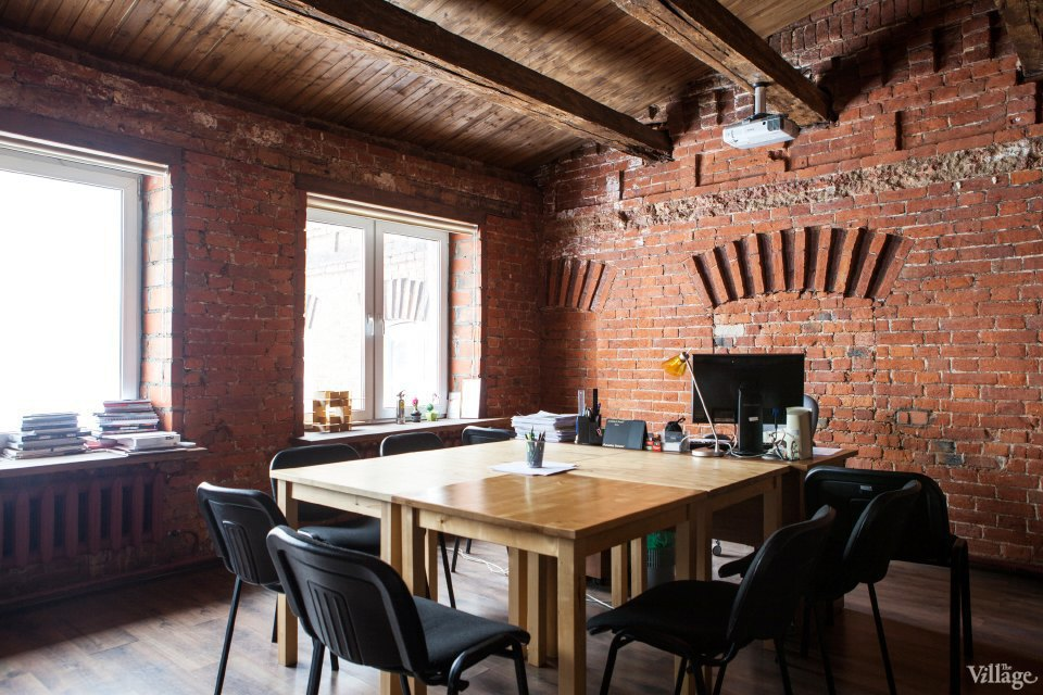 Избранное: 9 офисов виндустриальном стиле . Изображение № 8.