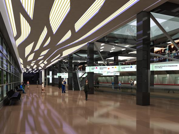 В плане: Реконструкция московских вокзалов. Изображение № 26.