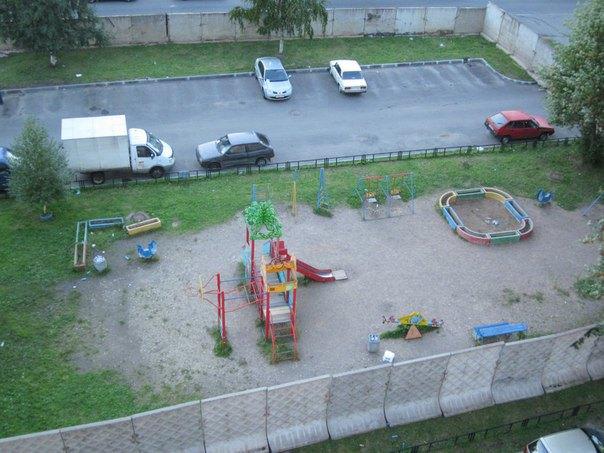 Защитники детской площадки подключат к конфликту президента. Изображение № 2.