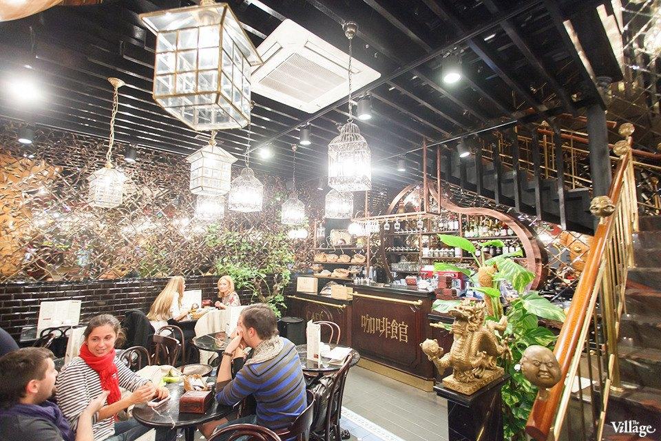 От заката до рассвета: 24 места, где можно поесть ночью в Петербурге. Изображение № 39.