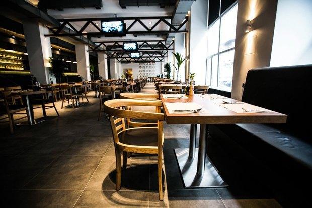 Владелец бара Brix открыл новый ресторан на Пятницкой. Изображение № 3.