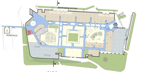 Москомархитектура выбрала 118 проектов парка в Зарядье. Изображение № 45.