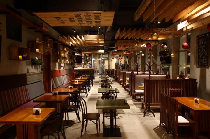 Фото предоставлены рестораном Bigrib. Изображение № 2.