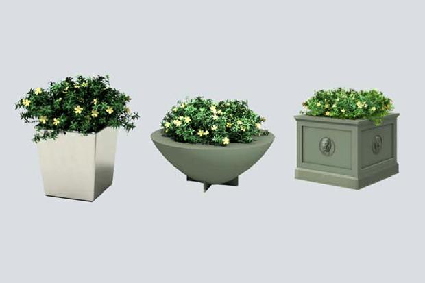 Проект недели: Новый внешний вид ларьков, урн и ваз. Изображение № 9.