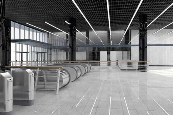 Метрополитен показал дизайн трех новых станций. Изображение № 12.