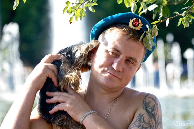 Люди в городе: Как отмечали День ВДВ в парке Горького. Изображение № 13.