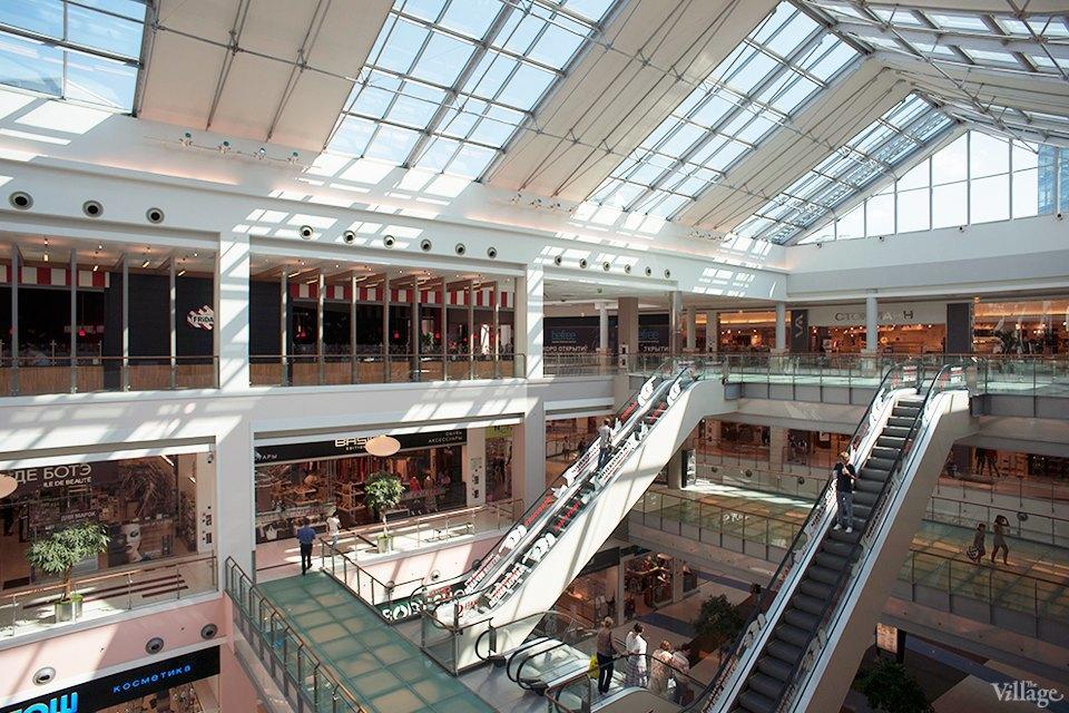Торговые центры Москвы: «Метрополис». Изображение № 1.
