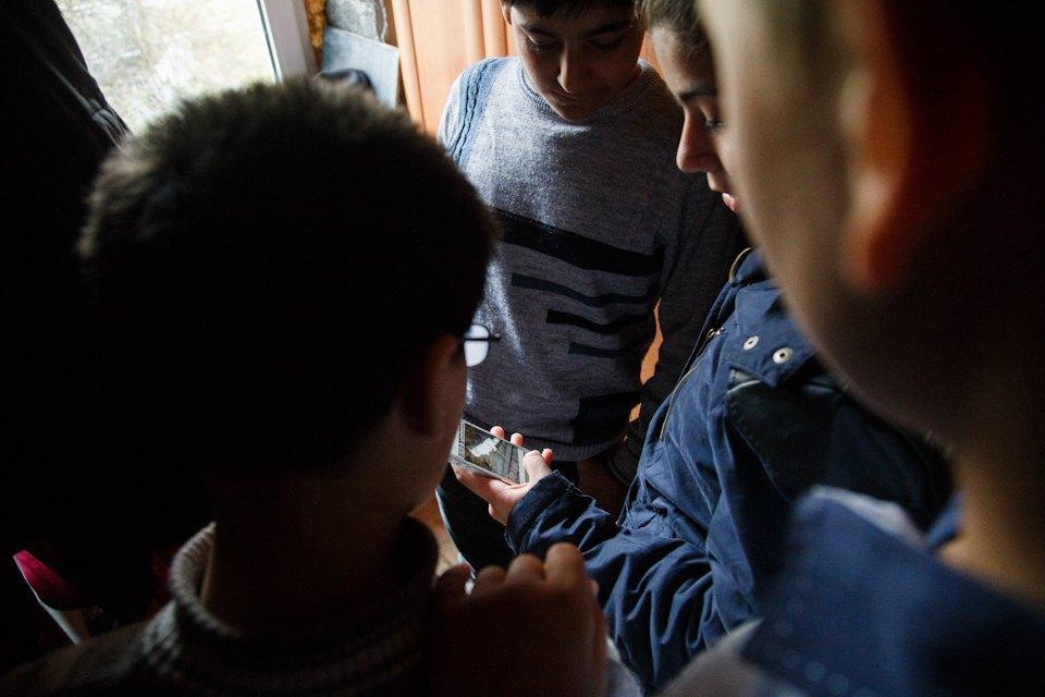 Дети, которых нет: Как проходят занятия в ногинской школе для сирийских беженцев. Изображение № 18.