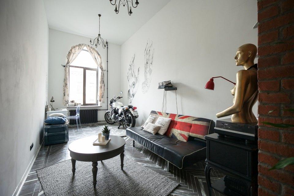 Квартира в историческом центре для молодой пары. Изображение № 13.