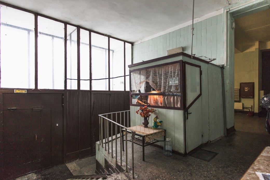 Яживу вдоме-пластине наплощади Победы (Петербург). Изображение № 12.