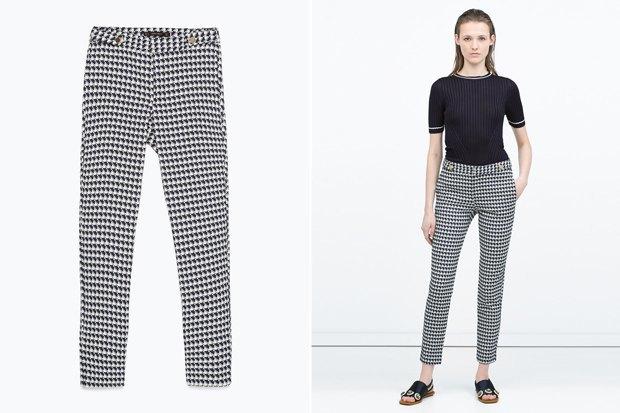 Где купить женские брюки: 9вариантов от 1 199 до 4 300 рублей. Изображение № 5.