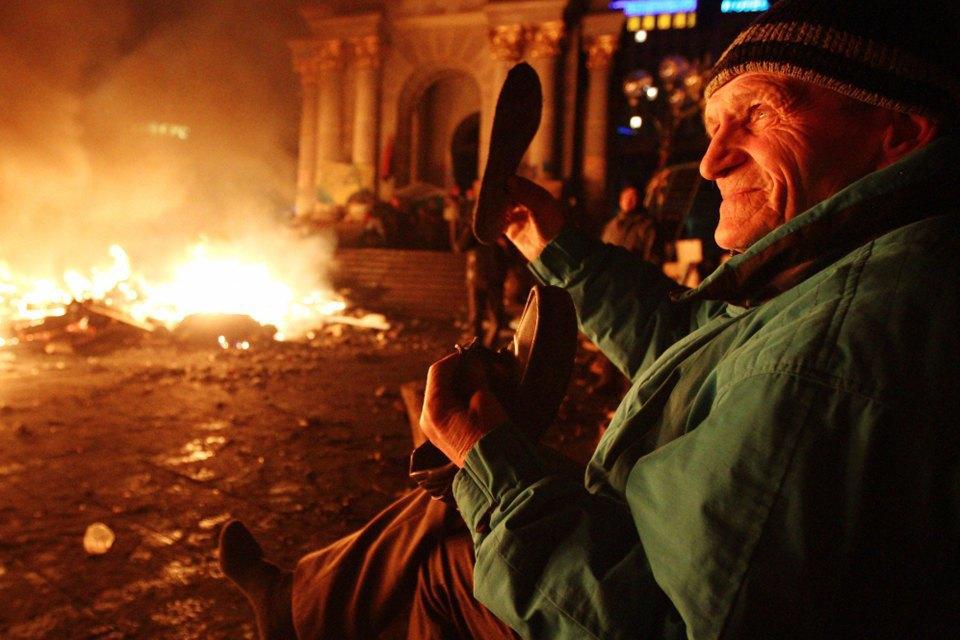 Штурм Майдана. Изображение № 1.
