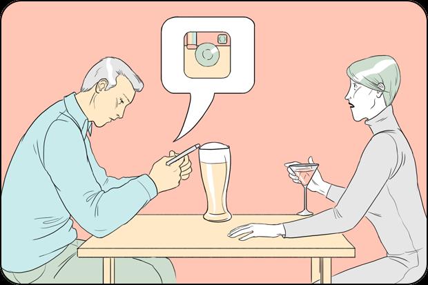 Правила поведения для посетителей кафе и ресторанов. Изображение № 1.