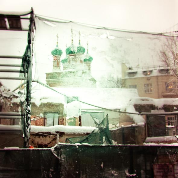 В зоне риска: Усадьба Одоевских на Петровке. Изображение № 7.