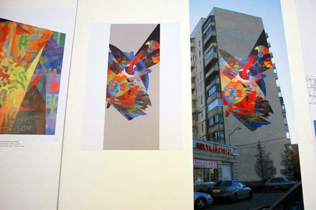 3-е место: Стародеревенская улица, 29. Иночкина Любовь. «Первый». Изображение № 3.