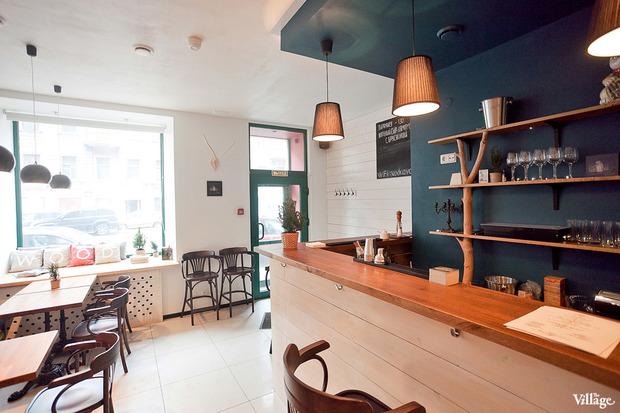 Новое место (Петербург): Кафе-бар Wood. Изображение № 7.