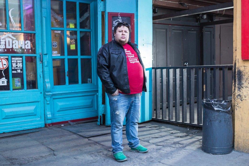 Ветераны бара «Дача» — о его роли и будущем закрытии. Изображение № 6.